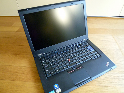 T420s正面