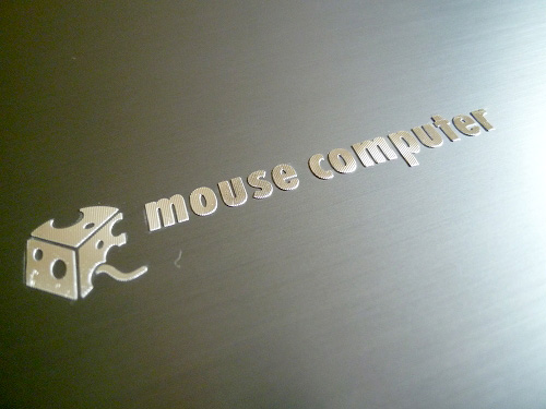 mouse computerのロゴ